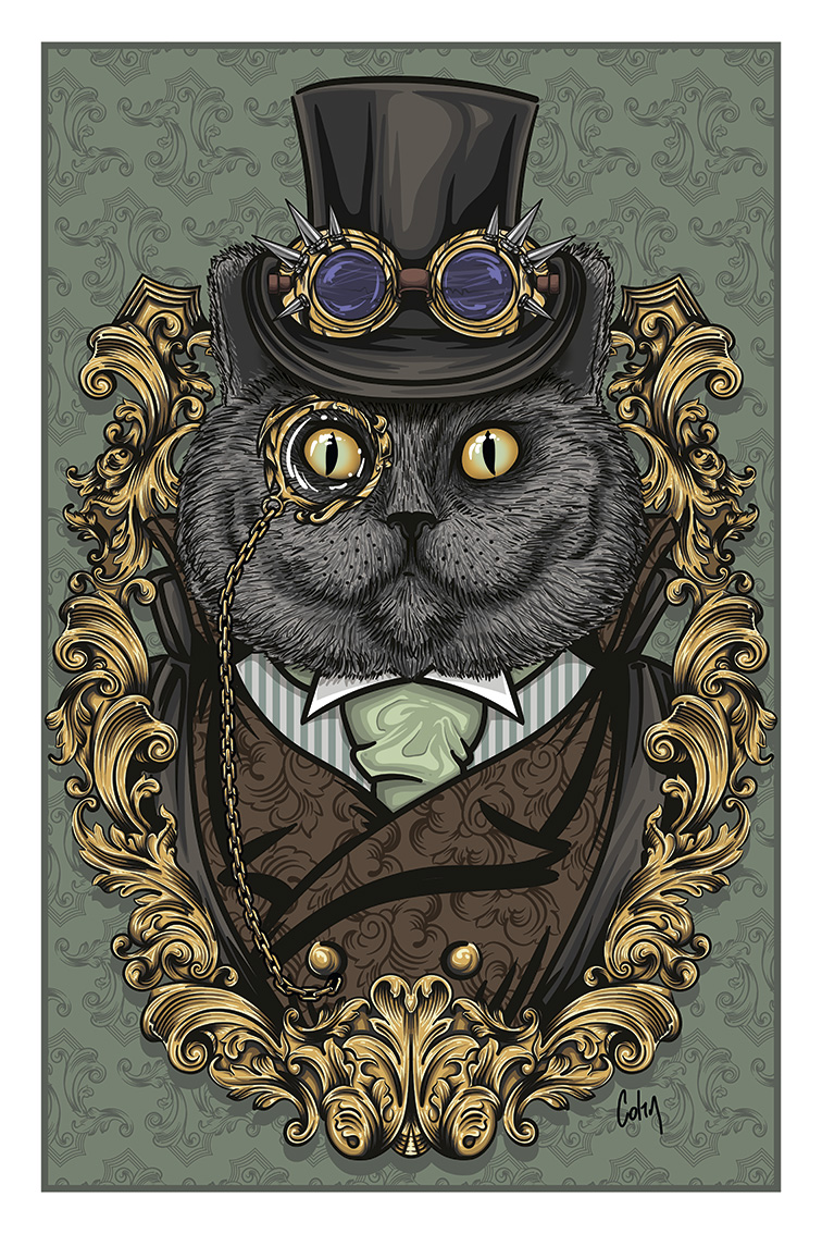 Mr.Cat-SalvadorColin